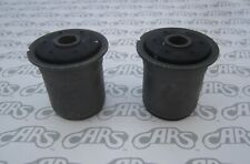 1965-1972 Buick Rear Axle Upper & Lower Control Arm Mounting Bushings Pair