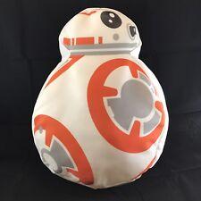 Disney Star Wars BB-8 Throw Pillow New with tags thinkgeek 2015