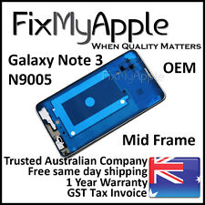 Samsung Galaxy Note 3 N9005 Mid Frame Bezel Housing Middle Bracket Replacement