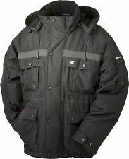 CAT PW11432.010 Insulated Parka Jacket - Black