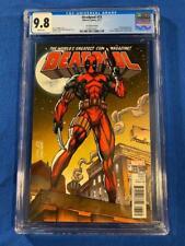 Deadpool 33 CGC 9.8 - Classic X-Men Trading Card Variant
