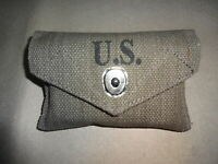 WWII US Army M1942 First Aid Kit Pouch - Reproduction gV352