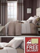 Linge de lit et ensembles contemporains beige en polyester