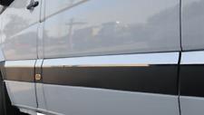 Pour Mercedes Sprinter w906 WV Crafter barre latérale Türleisten longue 2006-2017
