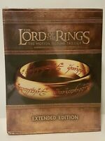 The Lord of the Rings: Extended Trilogy (Blu-ray Disc 2011 15-Disc Set Canadian)