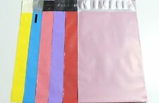 "18 6x9"" multi-color  Poly Mailers Envelope Shipping Supply Bags"