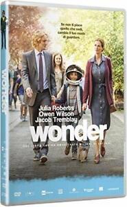 WONDER  DVD DRAMMATICO