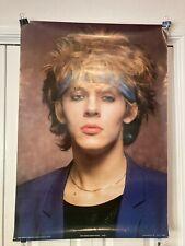 Vintage Nick Rhodes of Duran Duran 1983 poster Anabas Aa104 printed in England