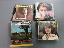 antico vinile 66 dischi 45T disco vintage