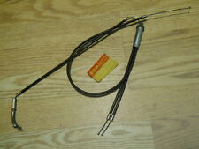 Suzuki NOS T125, 1967, 1971, Throttle Cable Assembly, # 58300-20000    S83