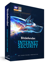 New Bitdefender Internet Security 2017 | 3PC More than 620Days | Multi-Language