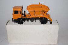Conrad 1:50th Scale MAN Diesel Skip Container Truck, Boxed