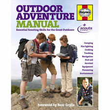 Outdoor Adventure Manual by Haynes - Camping Cooking etc