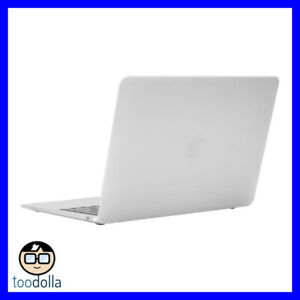 INCASE Hardshell Protective Case, dot patterns, MacBook Air 13 (2020), Clear