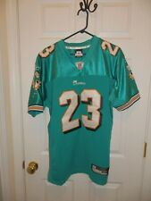 Miami Dolphins Ronnie Brown Authentic Jersey Size 50