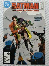 Batman #410 (1987) NM Near Mint (9.4) ~ The New Adventures ~ DC Comics