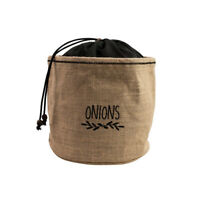 100% Genuine! AVANTI Onion Storage Bag 20 x 20cm Keep Onions Fresher for Longer!