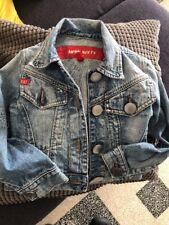Veste Blouson Jeans Miss Sixty Taille 4 Ans