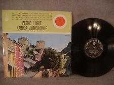 Pesme I Igre Naroda Jugoslavije, Radio Televizija Beograd LPV173 1966 Yugoslavia