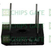 1PCS GBPC3506W RECT BRIDGE GPP 35A 600V GBPCW 3506 GBPC3506
