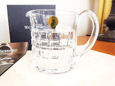 Waterford Crystal LONDON Small Water Pitcher - NEW / BOX!