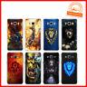 World of Warcraft WOW Horde Alliance silicone Handyhülle Samsung