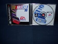 NASCAR 98 Used Playstation Game EA Sports