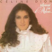 Celine Dion Tellement j'ai d'amour... POP VINYL LP STEREO © 1982