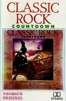 Various Artists ..Classic Rock Countdown.. Import Cassette Tape