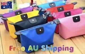 Travel / Cosmetic Makeup Bag Pencil Case Storage Pouch Purse Clutch Waterproof