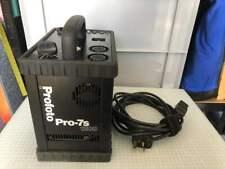 PROFOTO PRO-7S PRO1200w GENERATOR POWER PACK w/ Flight case / EX++
