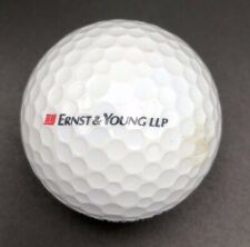 Ernst & Young Llp Dual Logo Golf Ball (1) MaxFli Xs-90 Preowned