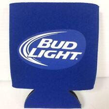 Bud Light Budweiser Blue Beer Foam Insulator Can Koozie - Bulk Lot Pack of 12!