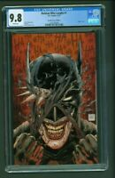 Batman Who Laughs 1 CGC 9.8 Torpedo Comics Edition C Variant Cover Virgin Daniel