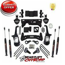 """Readylift 7-8"""" Suspension Lift Kit for 2011-2018 Chevrolet/GMC 2500 HD/3500 HD"""
