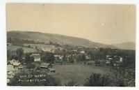 RPPC North of NAPLES NY Finger Lakes Ontario County Real Photo Postcard
