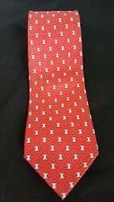 Pineda Covalin 100% Silk Tie. Custom Design for Prosa Company.