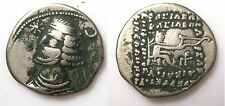 Parthian Kingdom - Orodes II - silver drachm - 57-38 BC