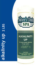 Spa ALKALINITY UP Hot Tub 2 LB LOW SHIP!!