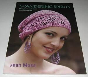 WANDERING SPIRITS Araucania knitting yarn pattern book with 16 Designs