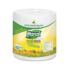 Marcal Small Steps 1005 Premium Recycled Two-Ply Bath Tissue - 4580