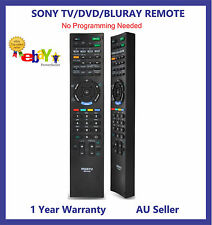SONY TV REMOTE CONTROL FOR  RM-GD030 RMGD030 RM-GD031 RM-GD032