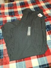 Nwt Womens Chef Works Stipe Pants Size 3xl