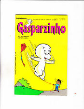 "Gasparzinho No 37 -1977 - Brazilian Casper -""Kite Cover!  """