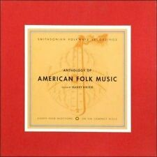 NEW Anthology of American Folk Music (Edited by Harry Smith) (Audio CD)