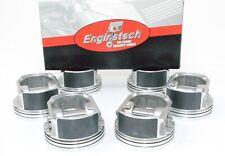 "6 97-10 Ford//Mercury 4.0L SOHC V6 12v  /""E,K,N/"" Flat-Top Pistons /& Moly Rings"