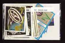 Sharjah 50 Stamps Different