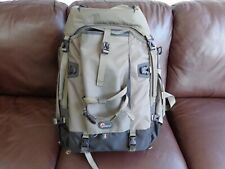 Lowepro Pro Trekker 400 AW Camera Equipment Backpack Mica / Black - Great Cond