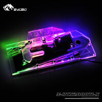 GPU Water Cooling RGB Copper Block For NVIDIA Reference Edition RTX 2080 2080Ti
