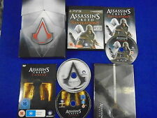 ps3 ASSASSINS CREED Revelations Collector's Edition Playstation 3 PAL